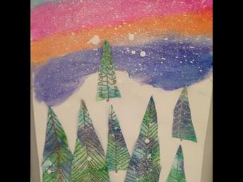 1st Grade Artwork