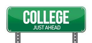 Check out the college reps coming to the CCC this week: