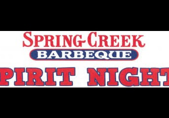 Tuesday Night Bites at Spring Creek Barbecue (Mesquite) - Tuesday, October 1st