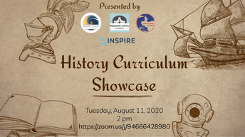History Curriculum Showcase