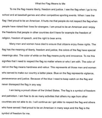 Kenny Colsch's Essay