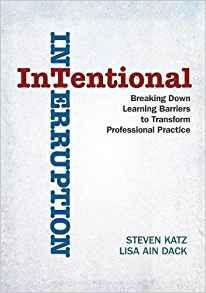 2018 Summer Book Study Recap:  Intentional Interruption