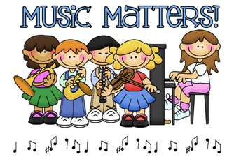 Music News from Mrs. Cayson