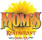 Mom's Restaurant Fundraiser