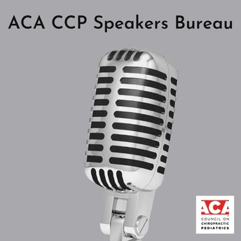 Speakers Bureau Accepting Applications
