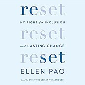 January's Book Selection: Reset: My Fight for Inclusion and Lasting Change by Ellen Pao