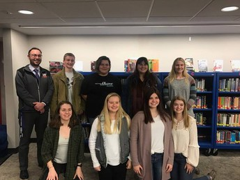 Board of Education Recognizes Students and Staff