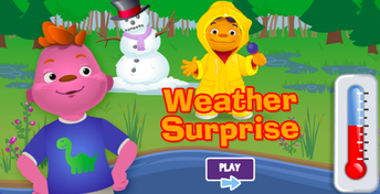 Weather Surprise!
