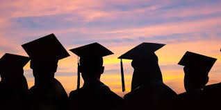 Senior Graduation Speeches and National Anthem