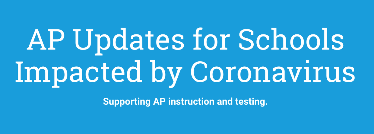 Important AP Updates