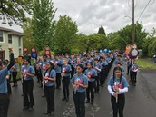 Meadow Park MS Marching Band