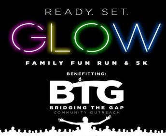 Bridging the Gap Glow Run