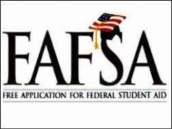 COMPLETE YOUR FAFSA TODAY!