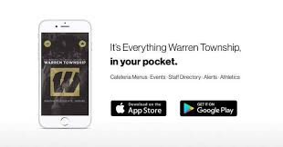 New Warren Website and App!