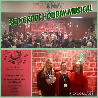 3rd Grade Holiday Musical