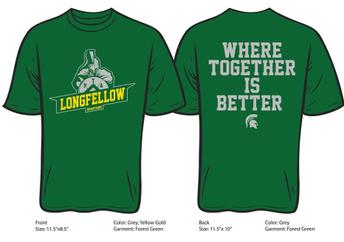 PTA 2020-2021 Member T-Shirts