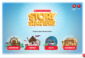 Scholastic Story Starters to Spark the Writing Process!