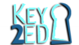 Logo for Key2Ed