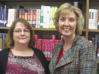 The SSHS Library Media Center