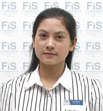 Ms. Hak Mealea (Grade 6B TTP
