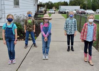 """Dress Like a Farmer Day!  """"Farm to School Day"""""""
