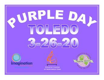 Purple Day Toledo 2020