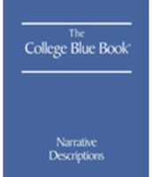 The College Blue Book