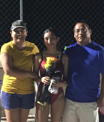 Senior Swim Night