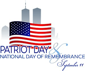 September 11th ~ Patriot Day and National Day of Service and Rememberance