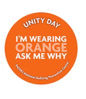 Unity Day - October 21st - Wear Orange
