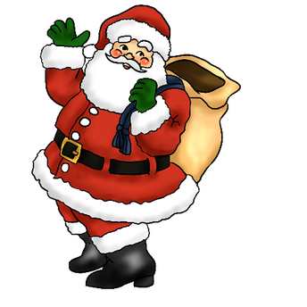 City of Maryville Sanitation Santa Program