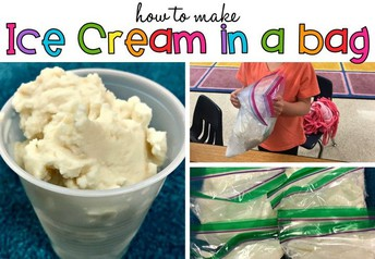 July is National Ice Cream Month!