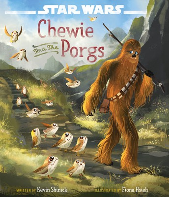 Chewie & the Porgs