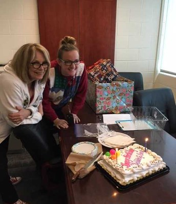 Happy Birthday to the two best counselors in the entire universe!