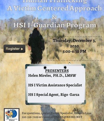 Human Trafficking Guardian Program