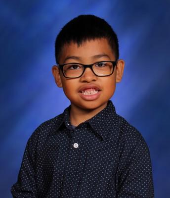 Second Grade - Juan