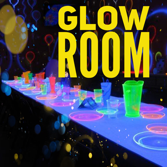 Reserve the GLOW ROOM