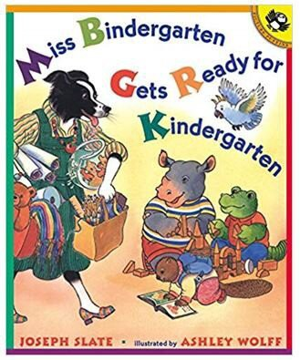 LET'S GO TO KINDERGARTEN WITH JEANETTE - WEDNESDAYS AT 12:00