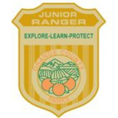 Junior Ranger Day at the Bay