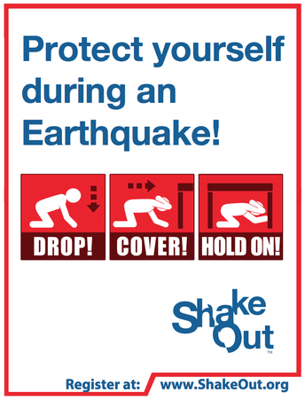 The Great California ShakeOut