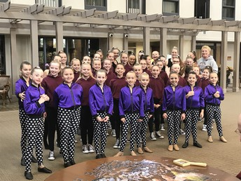 Canterbury Gardens Performing Group!