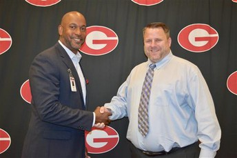 Brandon Whiten: New Chalmers Principal