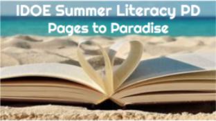 Free IDOE Literacy PD - Pages to Paradise