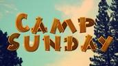 Oct 22 - Camp Sunday & Cider Mill