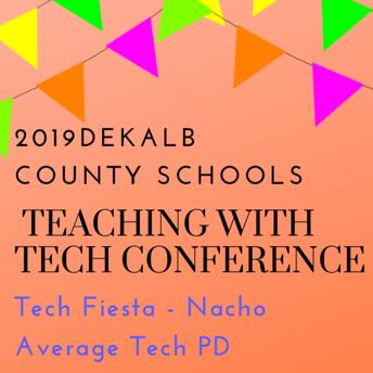 Tech Fiesta - Nacho Average Tech Conference
