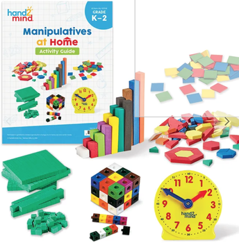 Coming Directly to Your Home: Literacy and Math Kits