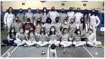 Congrats to the CHS Girls' Fencing Team; End of Year Write-Up of CHS Boys and Girls' Teams