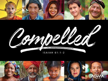 ANNUAL WORLD MISSIONS MONTH