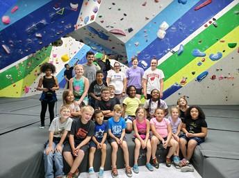 Terre Haute Climbing Cafe