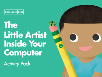 The Little Artist In Your Computer Activity Pack